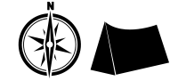 Our True North Lodge Logo