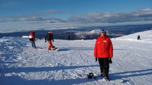 Snowboarding Instructor