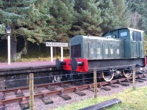 Invergarry Railway