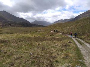 Walking to Glen Affric Bothy