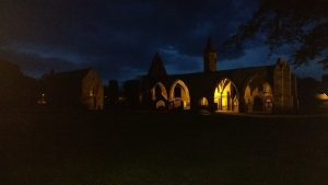 Fortrose Abbey