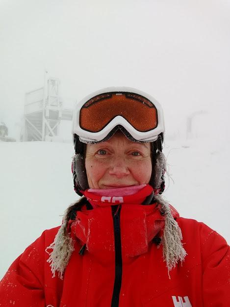 Caroline Snowboard Instructor