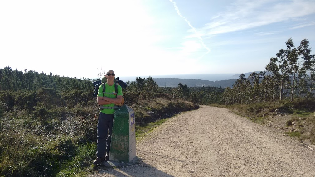 Dave on the Camino