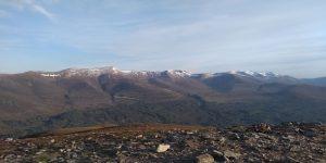 Looking towards Cairngorm