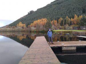 Loch Oich Moorings
