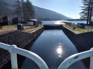 Glengarry Loop via Laggan Locks