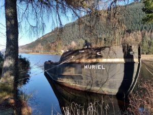 Muriel @ Loch Oich